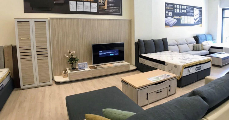 直人木業傢俱-台南展示中心|給你溫暖明亮的簡單生活|輕裝修低預算的好夥伴|台南家俱推薦