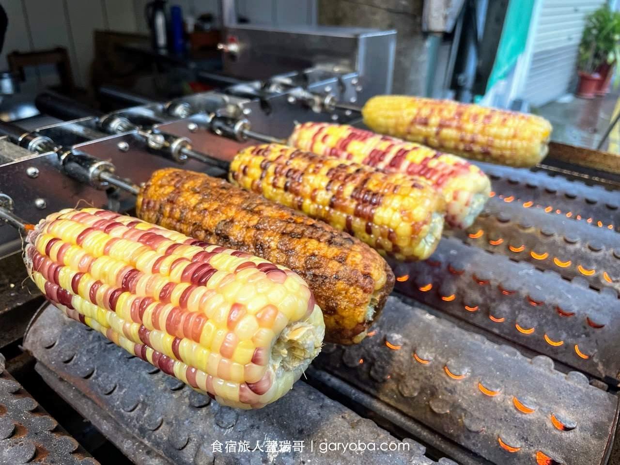 巧田烤玉米