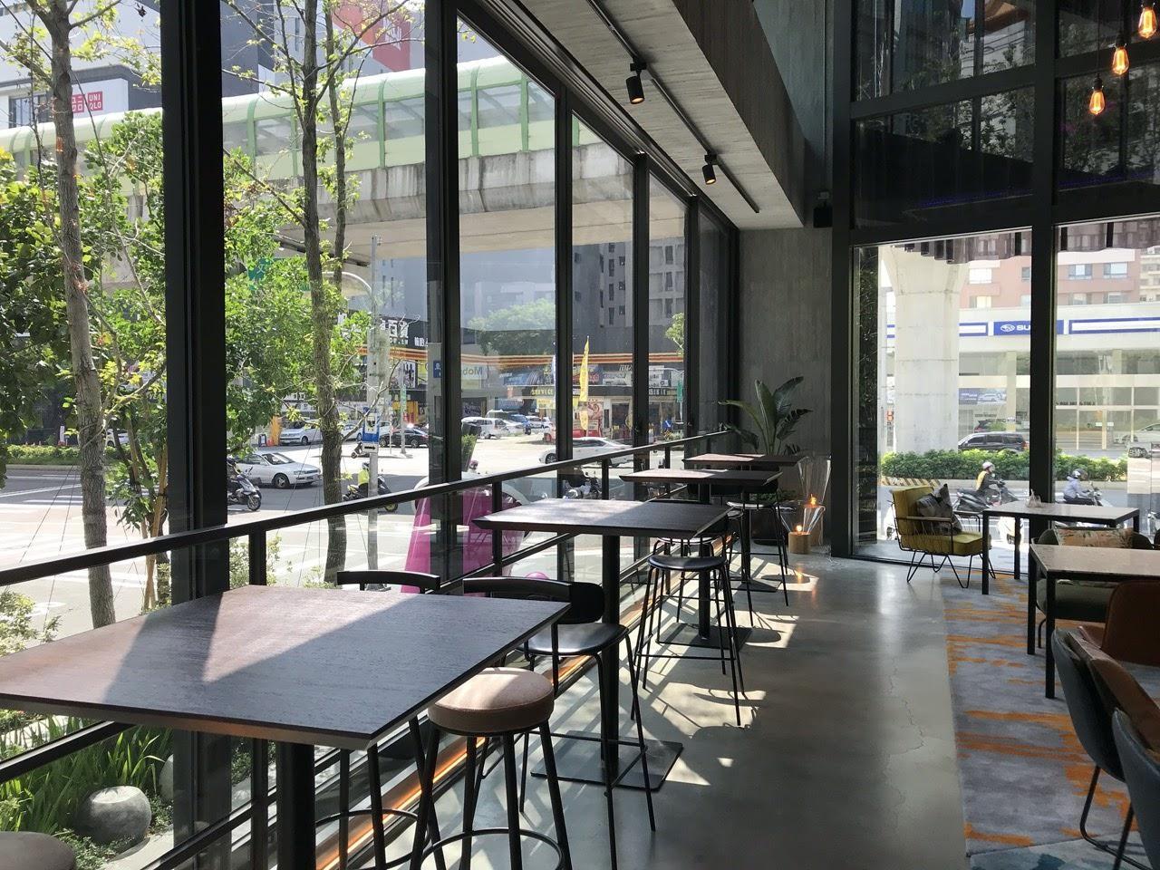 【台中|南屯】台中豐邑MOXY酒店|細緻有趣又帶點活力的設計酒店(上)