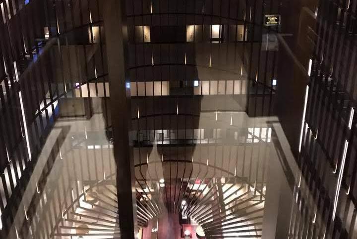 台南大員皇冠假日酒店 / 台南安平住宿推薦 / 在房內就可以看夕陽的絕妙美景 / 台南安平