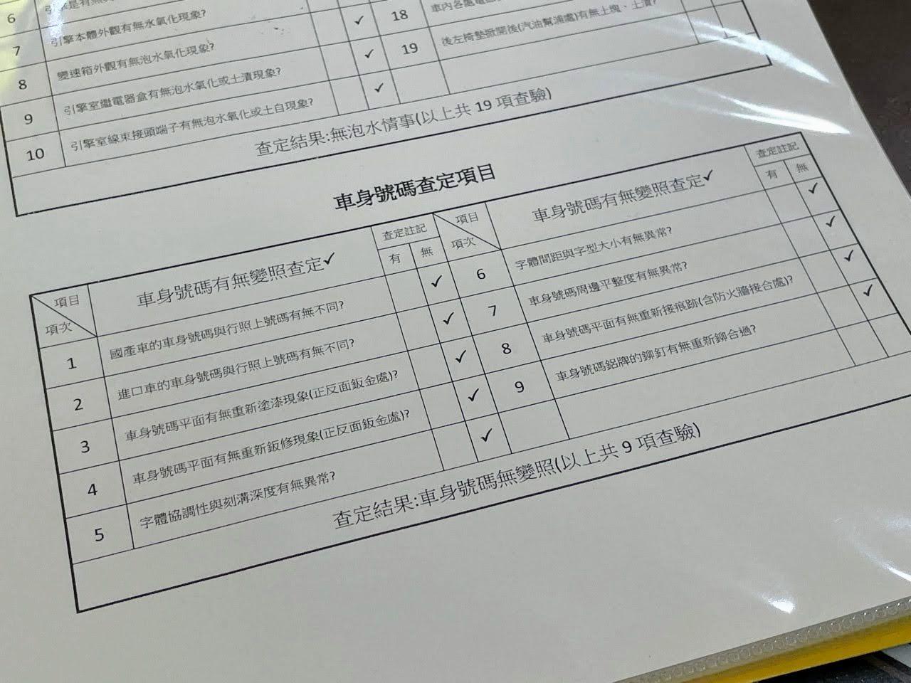 BEST國家專利品管中古車-九州欣旺汽車 / 雙系統中古車認證 / 台南二手車推薦 / 台南安定