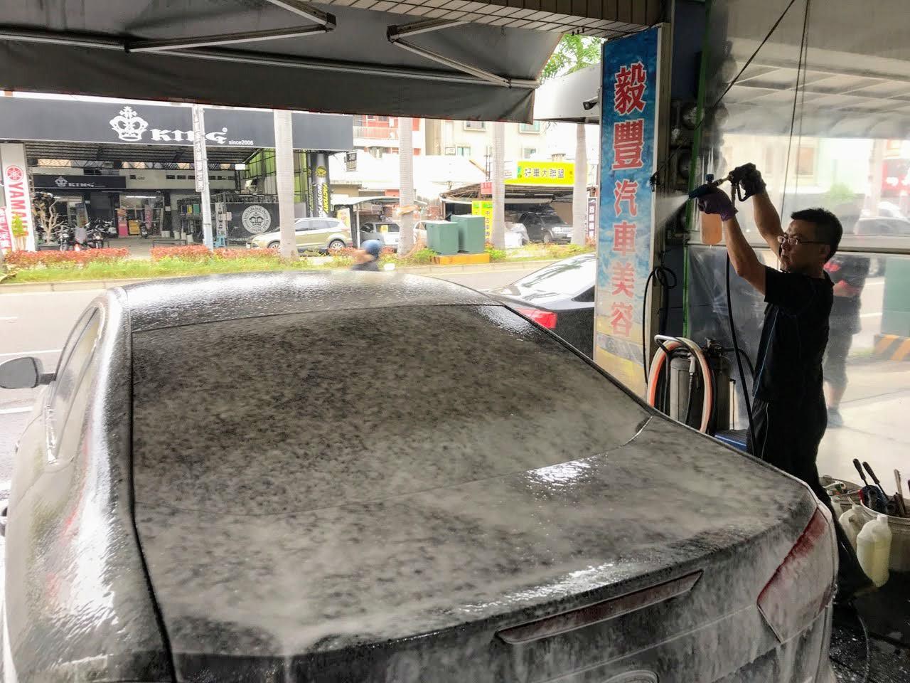 【台南|東區】毅豐汽車美容|美容前後差超多|台南鍍膜推薦|台南汽車美容
