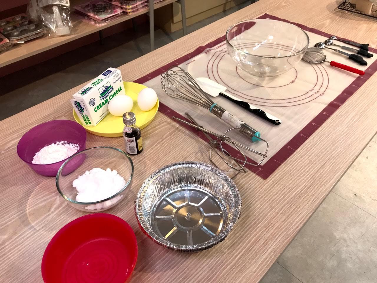 【台南 中西區】熊愛趣烘焙材料器具 特有的食演教室 DIY材料包在家也可以體驗烘焙的樂趣 品項齊全精緻的烘焙周邊 烘焙材料推薦 烘焙教學推薦
