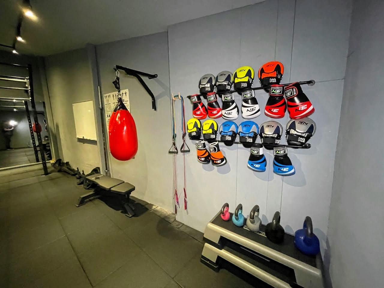 【台南|中西區】8count fitness 意志力體能訓練所|專業體態評估與拳擊體驗課程|培養運動習慣的好地方