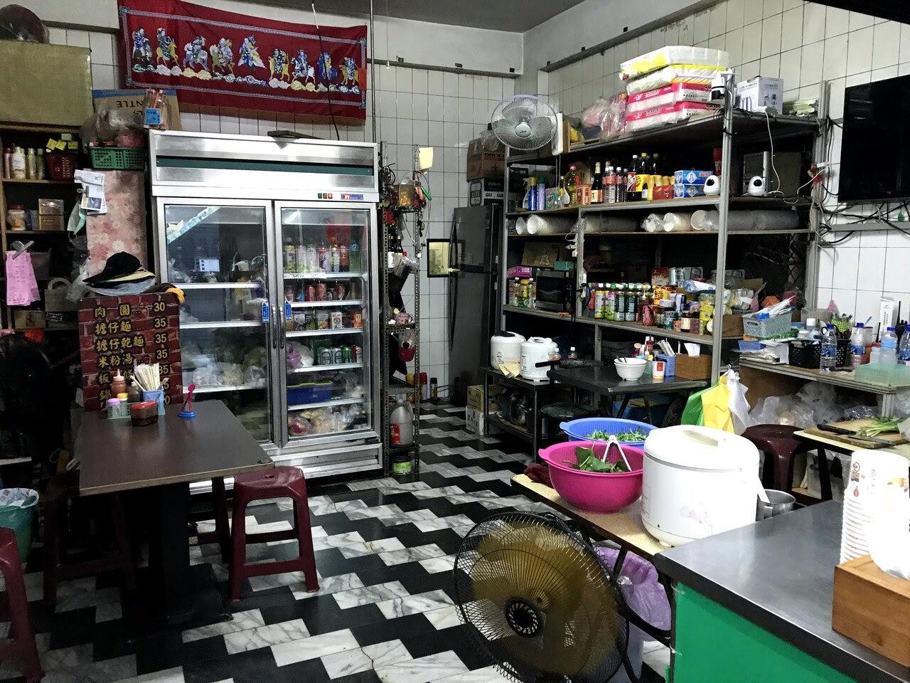 【台南 北區】巷仔內肉圓 平價巷弄小吃還有特色手工麻糬當甜點 古早的家常味