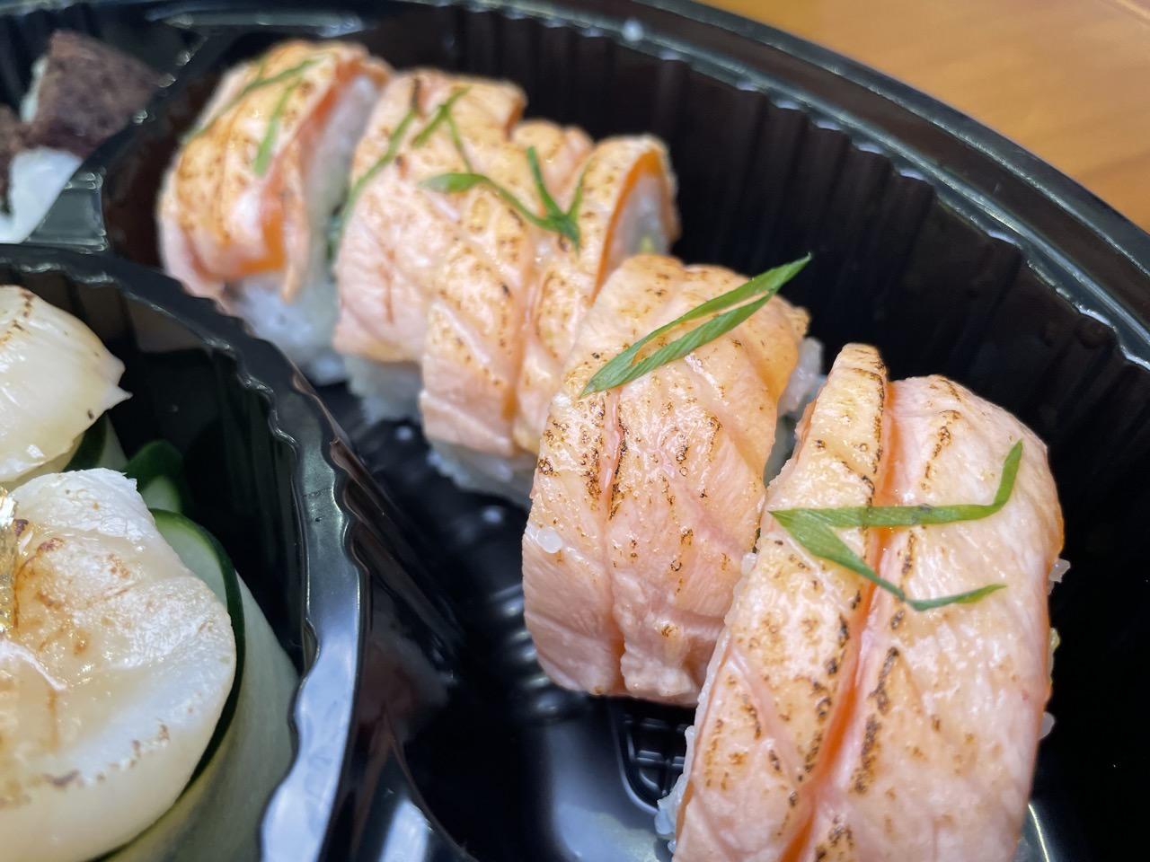 辻󠄀 花壽司專門店 Tsuji Sushi。台中勤美|超用心的特製彩虹壽司|勤美野餐推薦|LGBT+友善商家