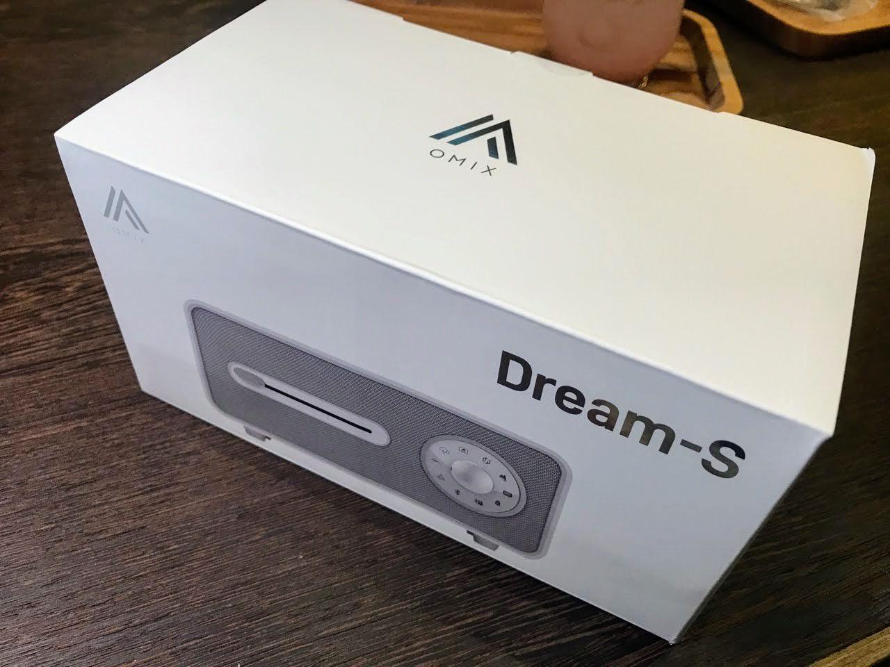 【好物推薦】OMIX DREAM-S 手機無線充電 白噪音助眠藍喇叭|多功能的持久隨身音響