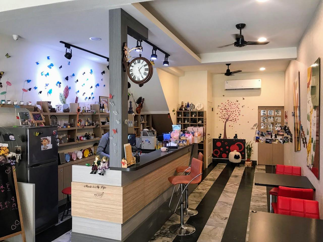 【台南|永康】恆志的店|圓夢與延續愛的咖啡店