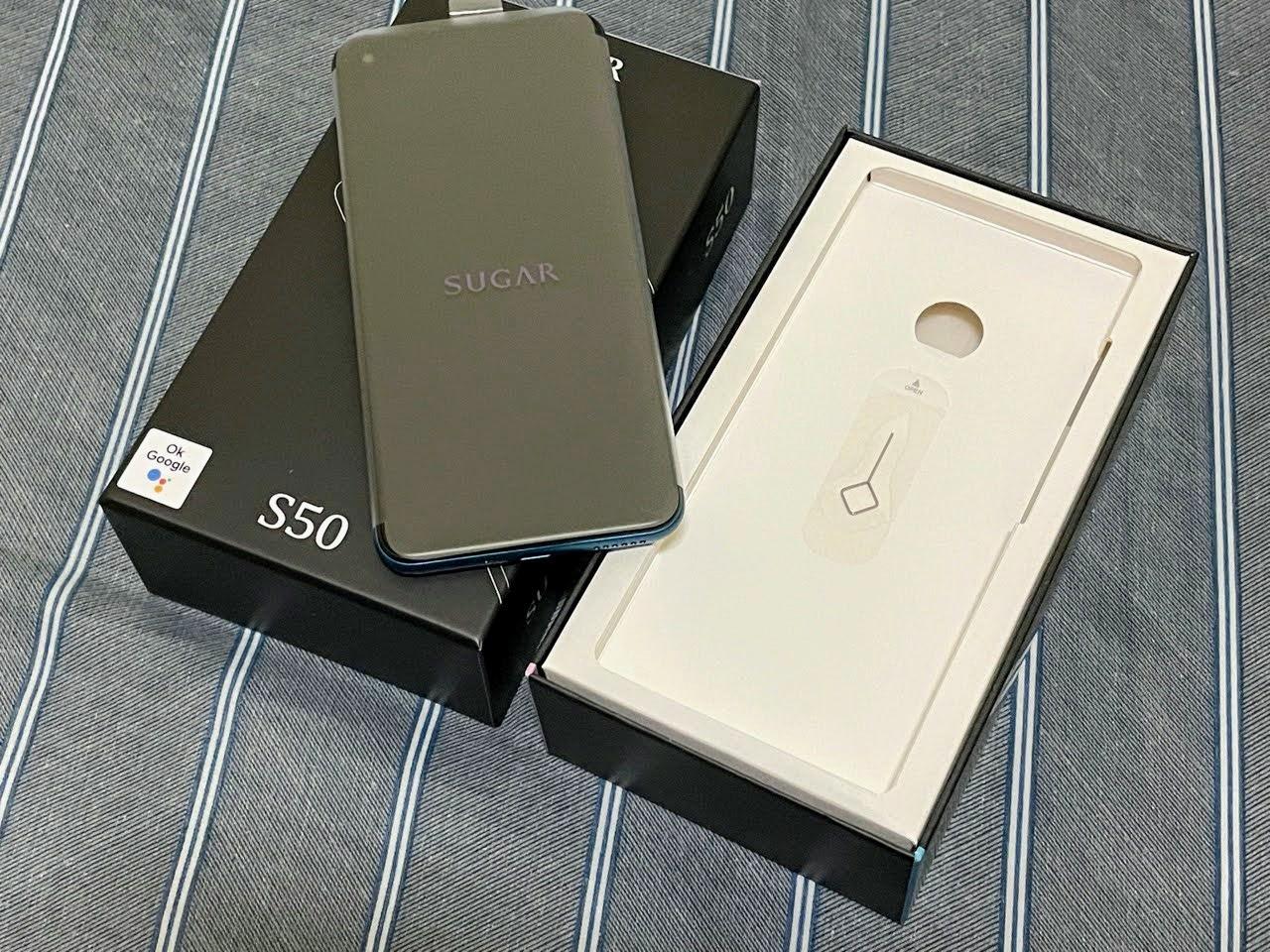 【好物推薦】SUGAR S50|超大6.55吋『挖孔』螢幕|7000元有找平價類旗艦機|2020年安卓手機推薦|食宿旅人蓋瑞哥
