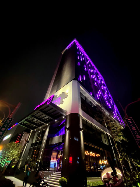【台中|南屯】台中豐邑MOXY酒店|細緻有趣又帶點活力的設計酒店(下)