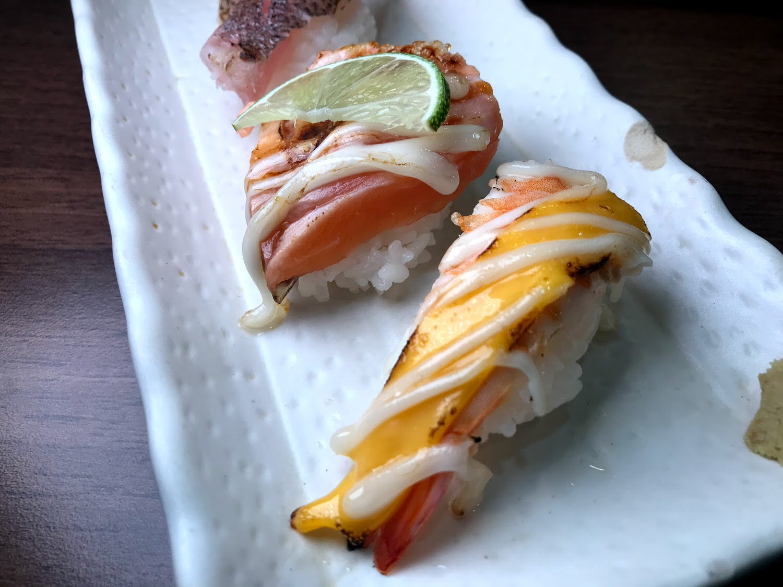 【台南 永康】纓風鮨味 永康店 寶石般的鮭魚子 平價好吃的日式料理店  永康日式料理推薦
