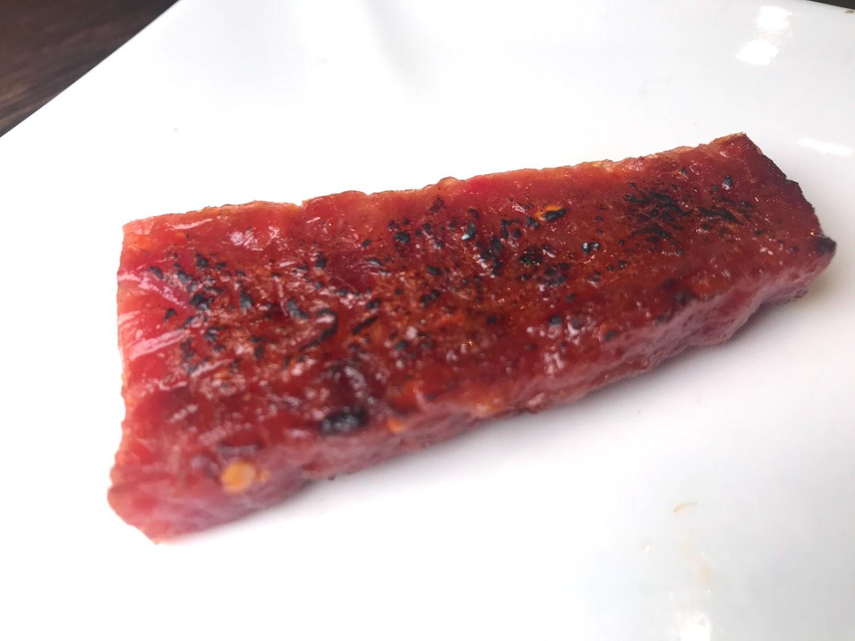 |因厚得福 三倍厚燒肉乾|宅配美食開箱|厚切多汁肉乾|飛魚卵逼逼波波好滋味 [全台 宅配]