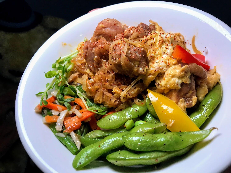 |逗点,複合式餐飲|東區的聚餐好所在|環境舒適又提供多樣化餐點 [台南 東區 德安百貨]