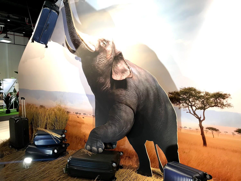 【台南|歸仁】萬國通路創意觀光工廠|全台首座行李箱觀光工廠|園區有遊艇拍照|行李箱DIY|巨大行李箱展示|eminent
