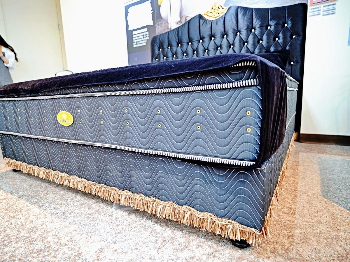 德瑞克名床-台南店|六種床墊與多種枕頭、保潔墊任你挑選|台南床墊推薦