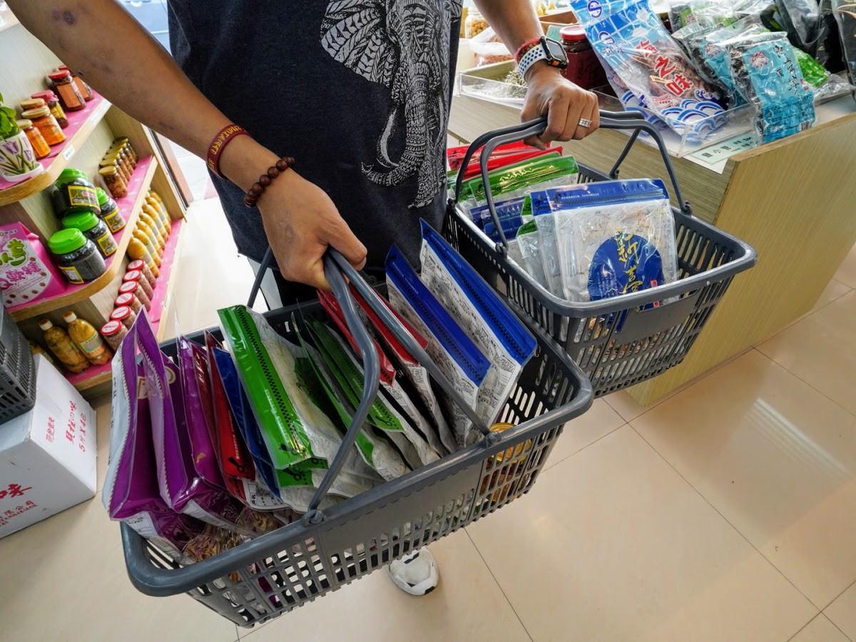 新臺澎海產購物中心。澎湖伴手禮一站式服務!不用再當花木蘭了