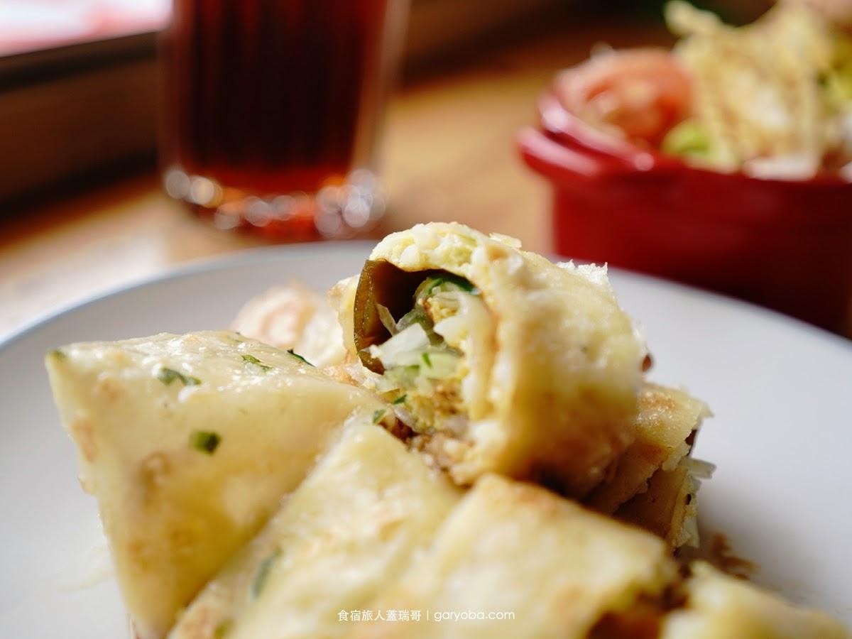 皮克吐司。結合澎湖當地特色的西式早午餐