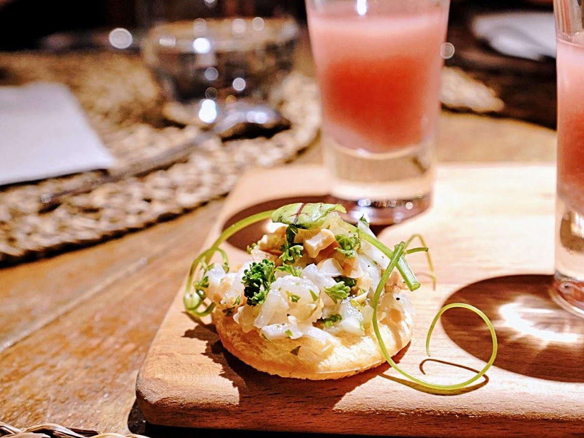 莫子嗜物所。澎湖無菜單料理|道道驚喜與精彩的私廚料理