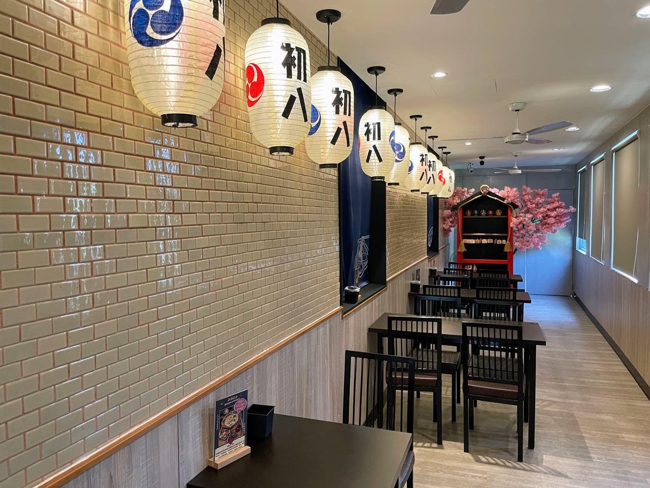初八拉麵新營店。日式鳥居加神龕的在地日式拉麵店